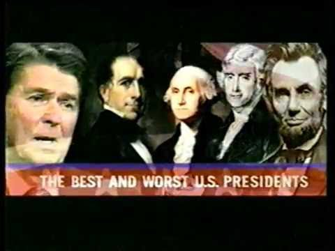the best and worst american presidents essay