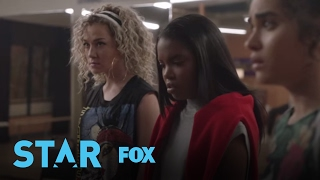 The Girls Find Out That They Have To Perform With Eva   Season 1 Ep. 10   STAR