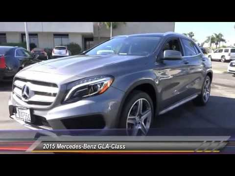 2015 mercedes benz gla class signal hill long beach seal for Signal hill mercedes benz