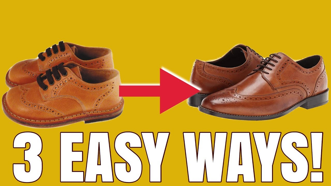 How To Stretch Leather Shoes - 3
