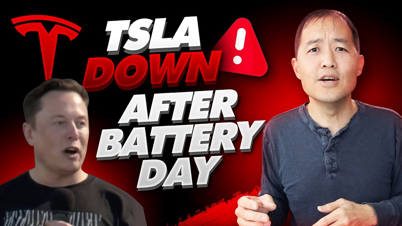 Why Tesla Stock Is Down After Battery Day (Ep. 131)