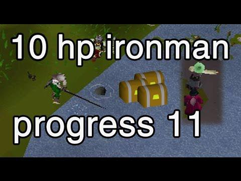 10HP IM Progress Vid 11: Fishing up clues