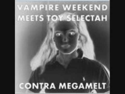 Vampire Weekend-Cousinz (Toy Selectah, Mex-More Remix)