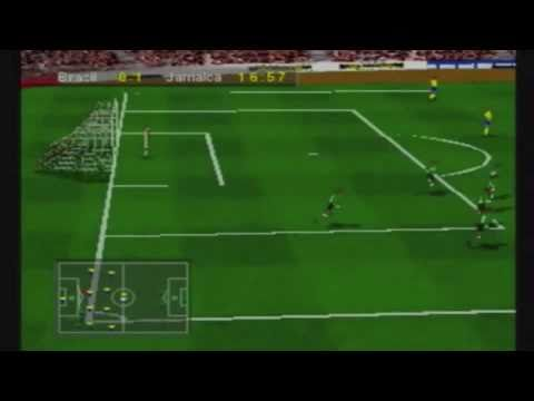 Olympic Soccer (Sony Playstation/PS1, 1996)