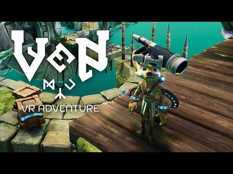 Ven VR Adventure - Vidéos de gameplay