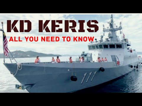 Keris Class - Littoral Mission Ship of RMN