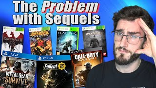 The Problem With Game Sequels