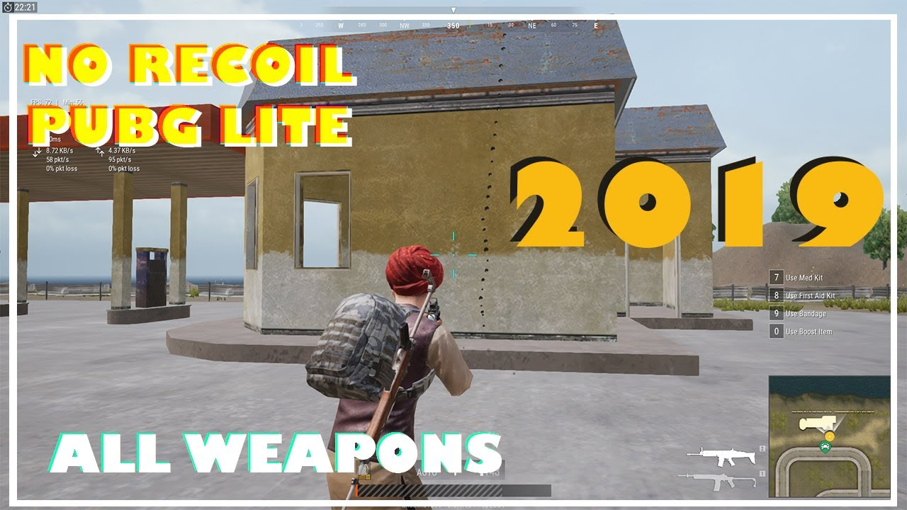 RCL RECOIL MACRO FOR PUBG PC LITE – Beat the premium mouse macros