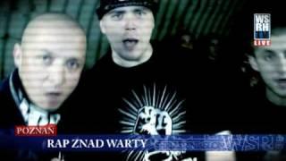 Teledysk: Shellerini & Słoń (WSRH) ft. Koni - Rap Znad Warty
