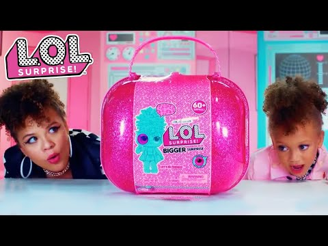 LOL Surprise! | NEW LOL Surprise Bigger Surprise with 60+ Surprises | Commercial