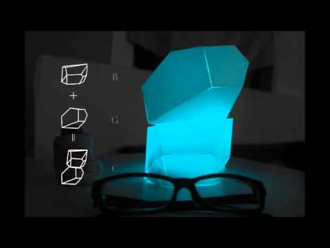 2016 NTUST ICD Embodied Interaction Design - STONE LIGHT