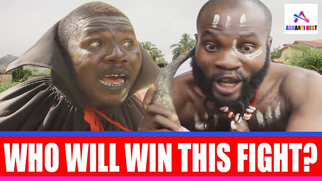 Download KOMFO COLLEGE VERSE KOMFO SWAGA WHO WILL WIN THIS FIGHT EPISODE 1