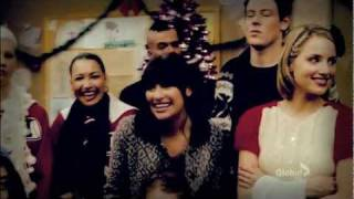 g.l.e.e || all i want for christmas is you