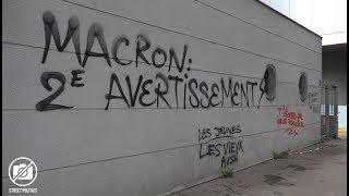 Rentrée du cortège de tête à Paris avec les forains #Greve12septembre- 12/09/17
