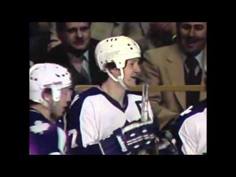 Fastest 3 Goals in Playoff History (Toronto Maple Leafs, 1979)