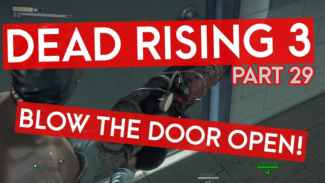 Dead rising 3 blow the door open instagib gaming lets play dead rising 3 blow the door open instagib gaming lets play malvernweather Image collections