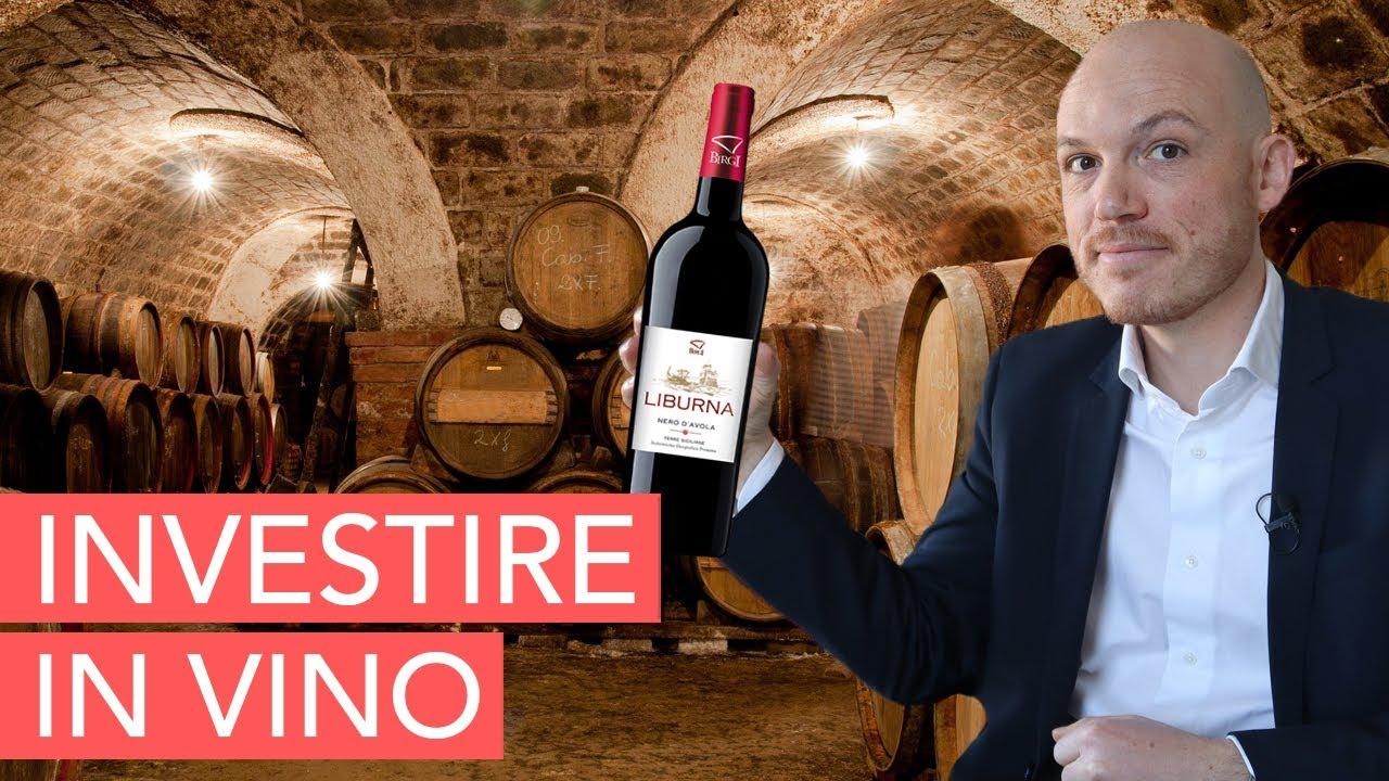 Investire in vini pregiati: buona Idea oppure no?