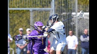 The Greatest Match-up in College Lacrosse for the next 3 years: Tehoka Nanticoke vs Chris Fake