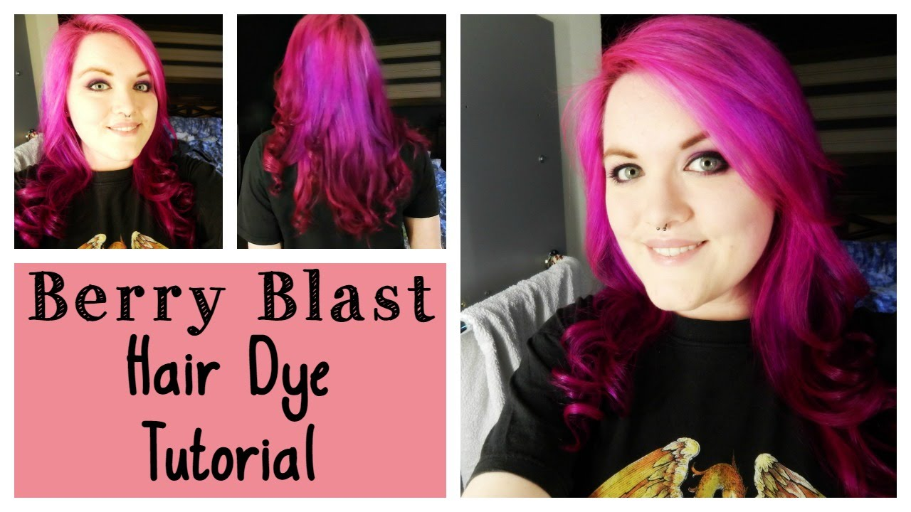 How To Wash Out Permanent Hair Dye Naturally