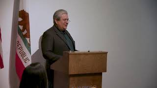 Kumeyaay Lectures: California Creation Myth (Mike)