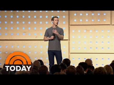 Mark Zuckerberg Speaks Out On President Trump; Sparks Questions On Political Ambitions | TODAY