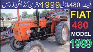 FIAT 480 Tractor model 1999 fo…