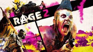 Rage 2 Новая игра полностью на русском языке