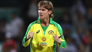 Zampa holds his nerve to grab four key wickets | Dettol ODI Series 2020