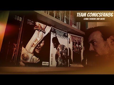 Comic Reviews Folge 170 | Vision/Justice League Of America/P
