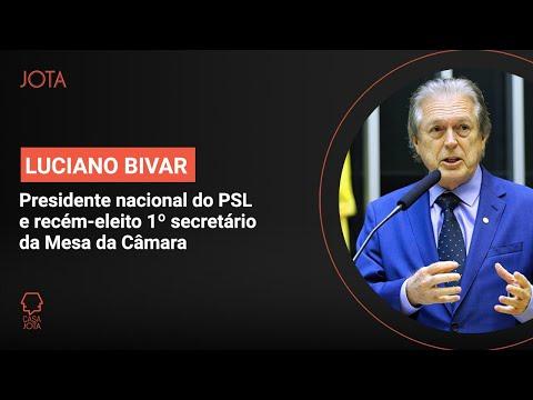 Live com deputado Luciano Bivar | 18/2/21