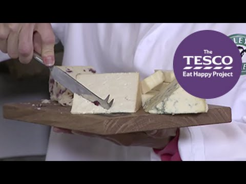 Cracking Cheese: tasting at the Wensleydale Creamery