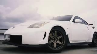 "Review Nissan Fairlady 350z กับชุดพาร์ท ""380rs Amuse Superleggera"""