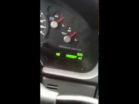 Charging System On Dash Lights Up New Ride