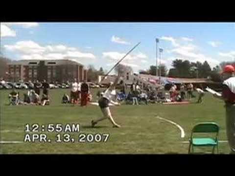 Download Bucknell Bison Open 08- Womens Javelin