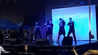 Seven Blocks / BTS - No More Dream | K-POP Dance Cover Friki Fest 2018 Uruguay