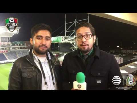 Mexico 1, Panama 0: Post game chat with Wiso & Cesar