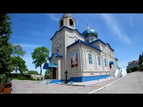 Церкви (храмы) города. Армянск / Крым 2017. Строительство гостиницы
