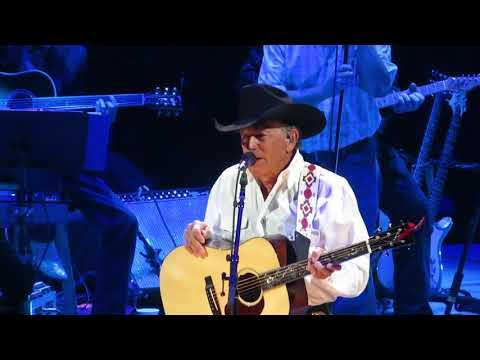 George Strait - Baby Blue/DEC 2017/Las Vegas, NV/T-Mobile Arena