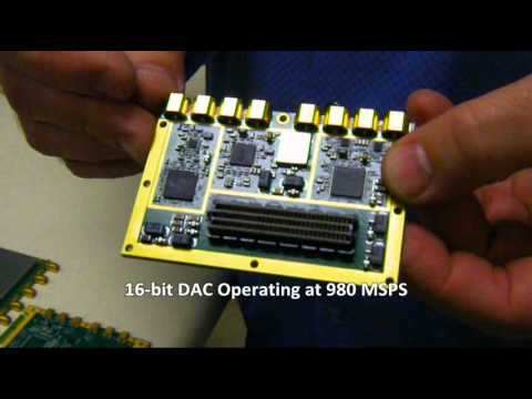 RF-4902 Wideband, Frequency Agile RF Transceiver Overview