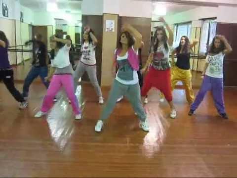 Jennifer Lopez - Papi coreografia