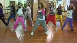 "Jennifer Lopez - ""Papi"" coreografia"