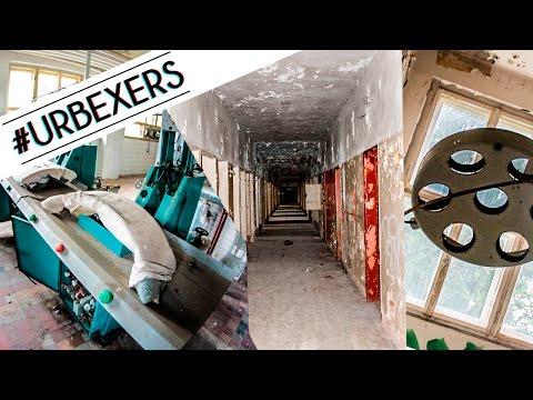 #URBEXERS 8. Díl - Opuštěné Sanatorium / Tajemná A Opuštěná Místa