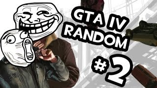 GTA IV | PROSTIFRUTAS VOLADORAS | Y cosas random w/Mangel
