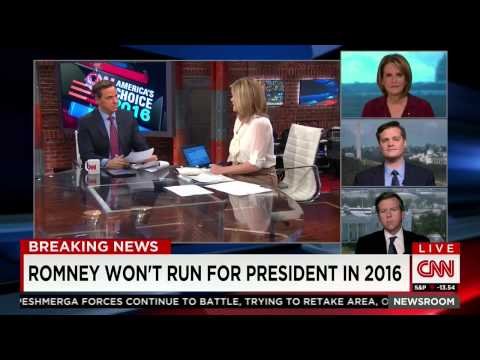 CNN: Mitt Romney not Running 1-20-15