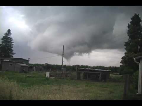 Yuba County Tornado