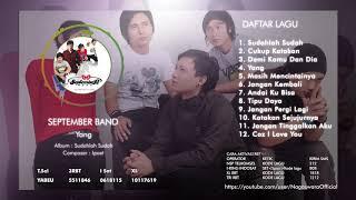September Band - Sudahlah Sudah (Full Album)