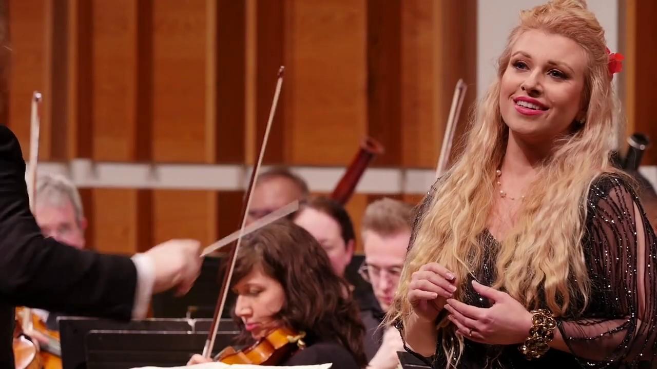 Bizet- Habanera- Joanna Parisi