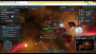 Dark orbit: Farm en 1-7 et explications PAY TO WIN de ce jeu !