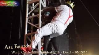 world creole music festival 2016 day 3 asa banton pbk