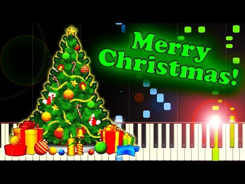 VINTAGE CHRISTMAS CAROL COMPILATION - Piano Tutorial